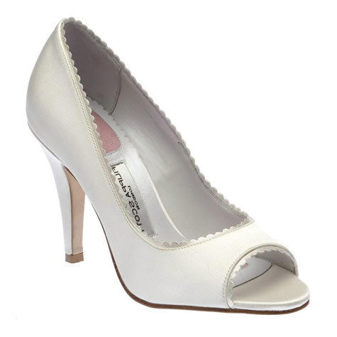 Florence - Beautiful Wedding Shoes & Evening Shoes by Filippa Scott London