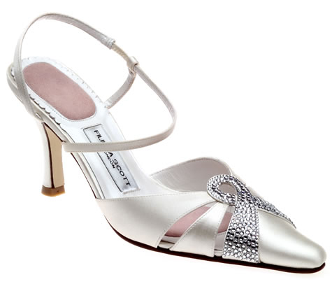 Amy - Beautiful Wedding Shoes & Evening Shoes by Filippa Scott London