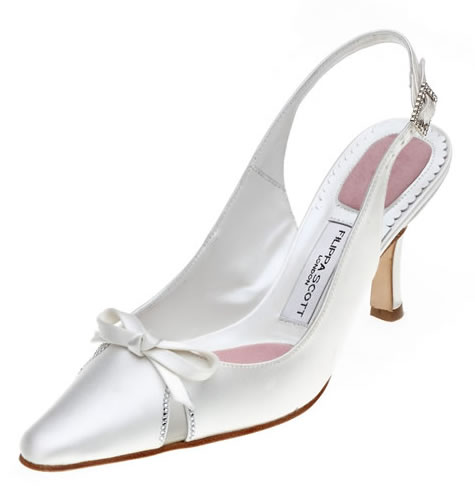 Annabelle - Beautiful Wedding Shoes & Evening Shoes by Filippa Scott London
