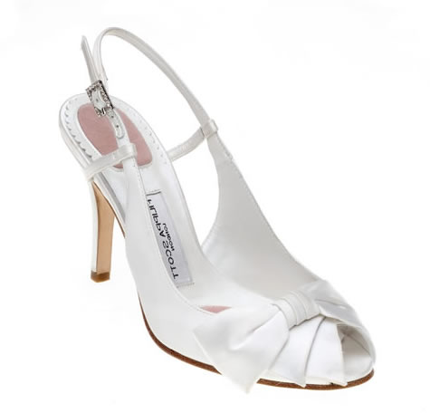 Cecilia - Beautiful Wedding Shoes & Evening Shoes by Filippa Scott London