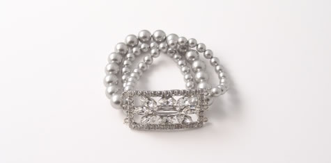 Karinska Bracelet - Bridal / Evening Wear - Couture Jewellery Collection from the Wedding Accessory Boutique