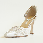 Reflections - Beautiful Wedding Shoes & Evening Shoes by Augusta Jones Wedding Accessories
